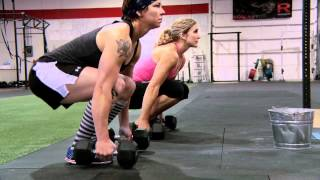 CrossFit - WOD Demo with CrossFit West Santa Cruz