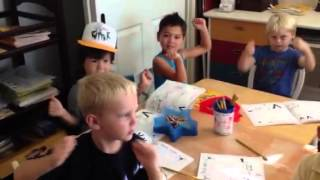 Jolly Phonics   4 Year Olds In California