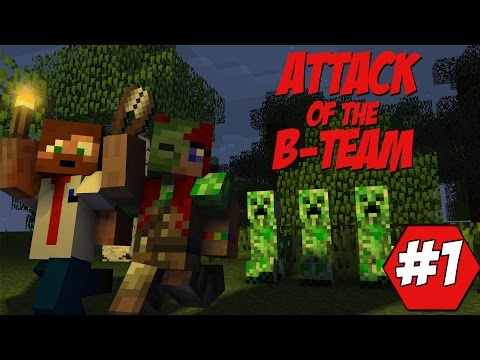 Nästan som Maera!! - Attack Of The B Team #1