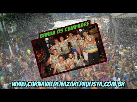 Banda Os Cumpadre - Bloco do Pintor (Carnaval de Nazaré Paulista)