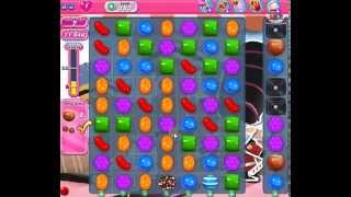 How to beat Candy Crush Saga Level 383 - 1 Stars - No Boosters - 113,680pts