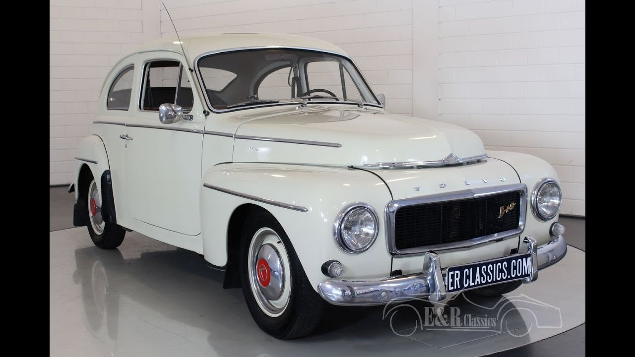 volvo pv 544 sport 1964 video www erclassics com youtube rh youtube com Volvo PV544 Hot Rods Volvo PV544 Hot Rods