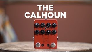 JHS The Calhoun Pedal Demo