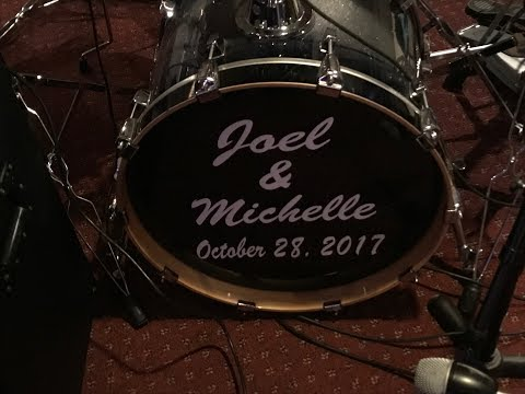 THE WEDDING CRASHERS LIVE @ Joel & Michelle DeSanto's Wedding (10/28/17)