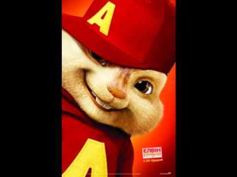 Alvin and the Chipmunks- Smoking On Purple