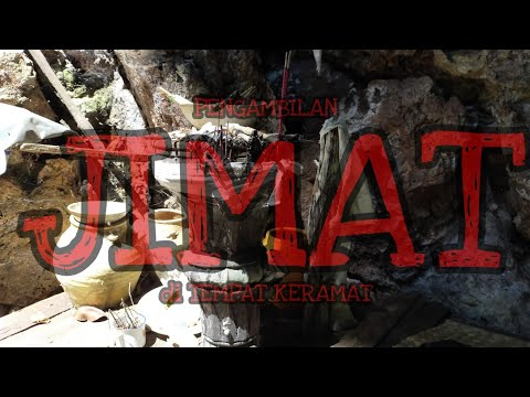 Jimat Pelindung Tempat Keramat Suku Dayak Kalimantan