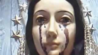 奇跡的な写真で、世界中のイエスキリストと聖母マリアの出現。 マイブロ...
