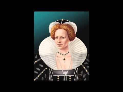 The Face of Queen Elizabeth I (Photoshop Reconstruction)
