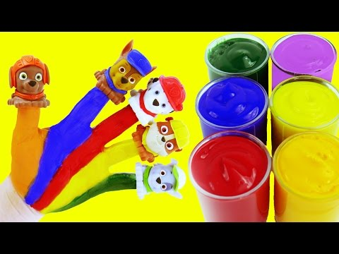 Thumbnail: Learn Colors Slime Toy Surprises Microwave PEZ Disney Mickey Mouse Clubhouse Ice Play Doh Cream