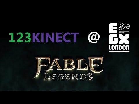 123KINECT @ EGX London 2014: Fable Legends Villain Mode Demo