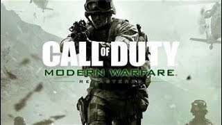 Call of duty modern warfare remastered pt 6 THE CHASE