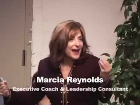 Outsmart Your Brain--Marcia Reynolds Speaking Demo - YouTube
