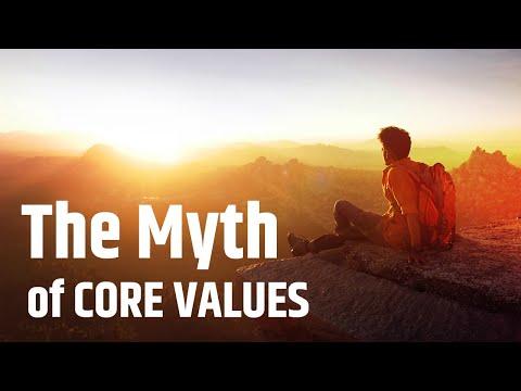 The Myth of Core Values