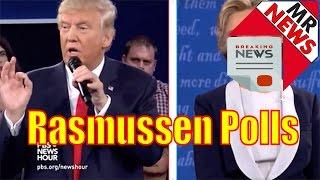 Rasmussen Polls | POLL: Hillary Clinton Leads Presidential Field In Rasmussen Reports Poll