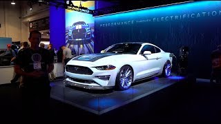 Is the Ford Mustang Lithium EV 6-speed an electric car GAME CHANGER?