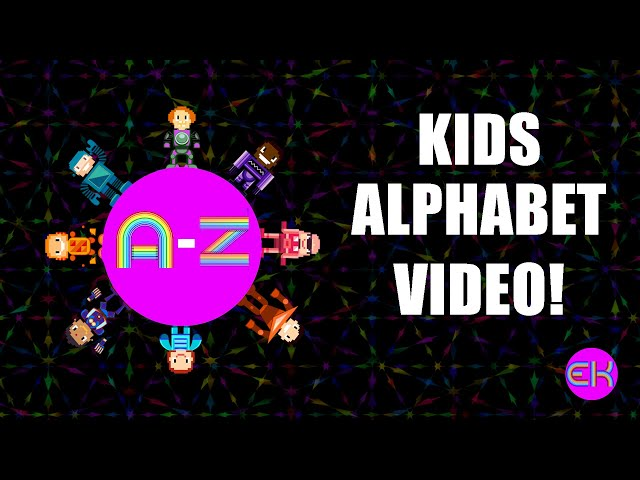 Letters A - Z Songs | Kids Music | Educational