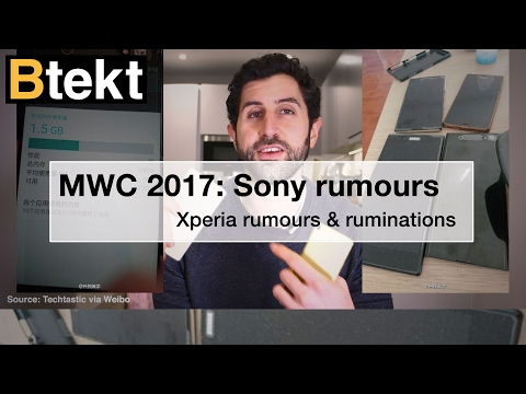Sony MWC 2017: Xperia X2 rumours + our wishlist