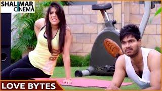 Love Bytes 735    Telugu Back To Back Love Scenes    Shalimarcinema