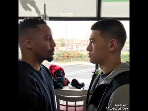 Andre Ward teases the boxing community by facing off with WBA Champ Dmitry Bivol!!!