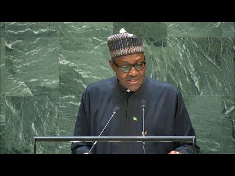 Download 🇳🇬 Nigeria - President Addresses General Debate, 74th Session