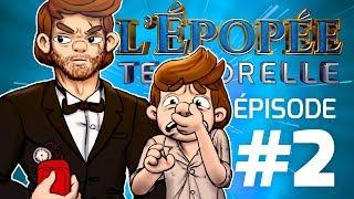 L'ÉPOPÉE TEMPORELLE S02E02 - Le Titanic
