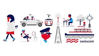 Explainer Video: Swisscom: Data-Security  (English Version)