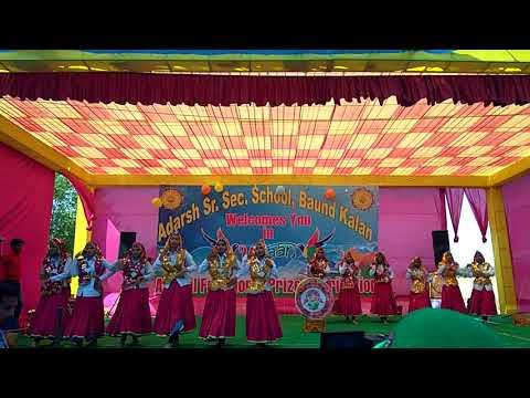 Maa Tu Mane Marwaiye Na ||  Haryanvi Dance Choreography By || Ajay Nanda ||
