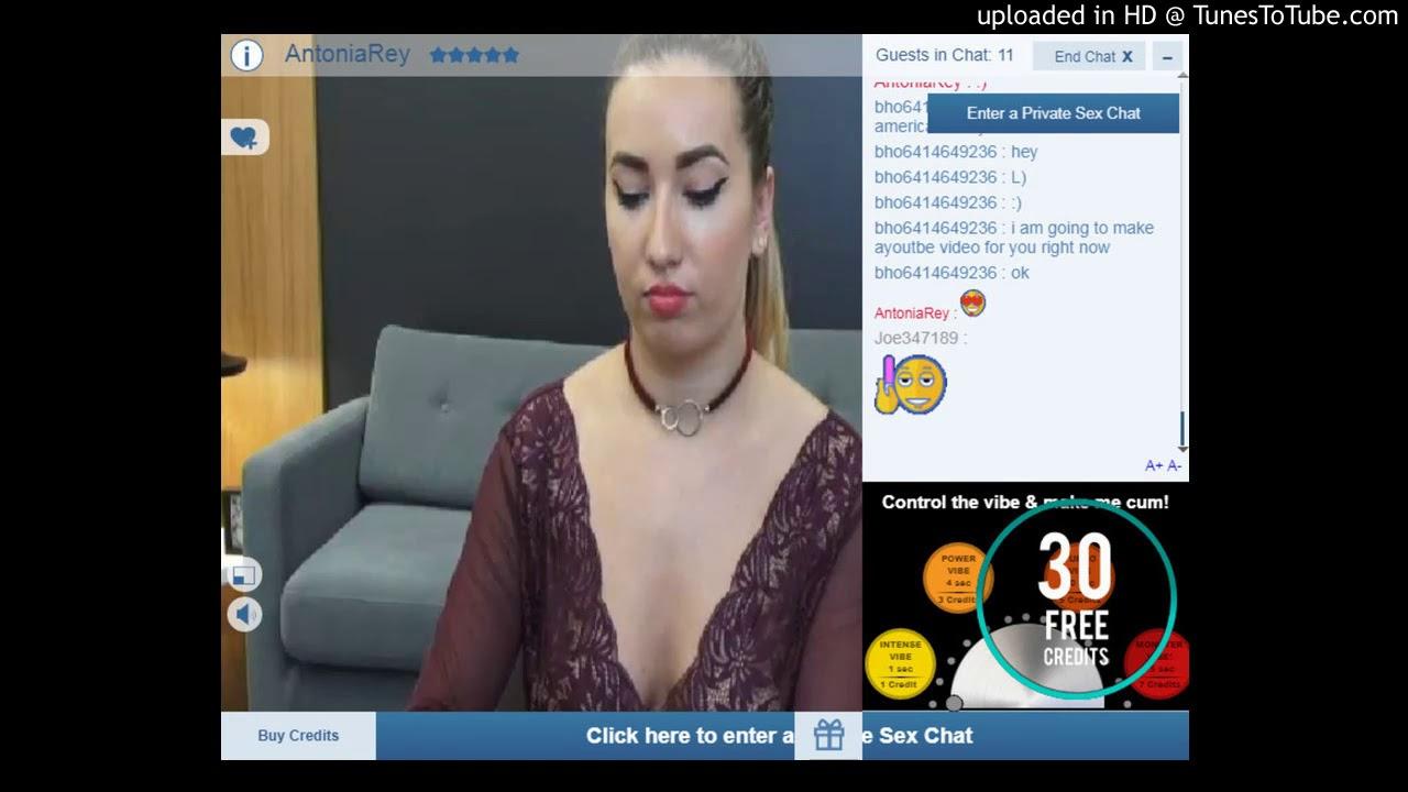 Watch Antonia Rey video