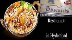 Bawarchi Restaurant RTC Cross Road, Central Hyderabad ||Indian Food Tour in Hyderabad|| Telugu Video