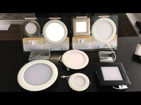 LED Recessed Lighting - Lotus LED Lights