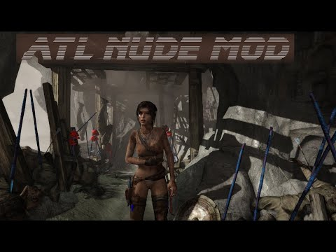 Tomb Raider 2013 Nude mod 2020 by ATL BLUE BLOOD v 3.9