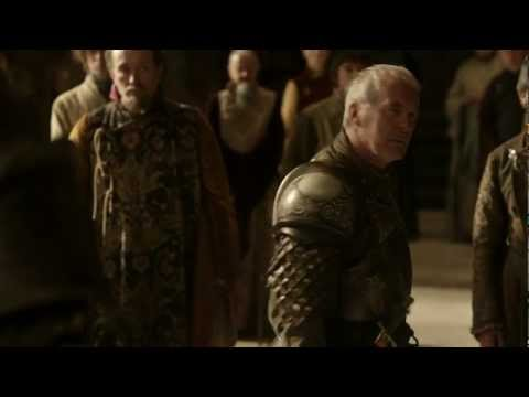 Game Of Thrones: Barristan Selmy And Cersei Lannister