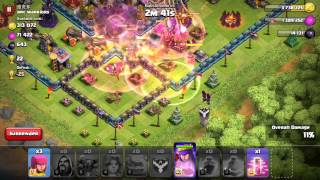 Clash of Clans - Haste Spell Testing + Speedy Goblins! (New Update)