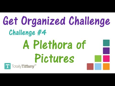 Photo Organization - GOC #4