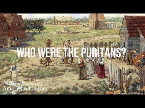 Who were the Puritans? | American History Homeschool Curriculum