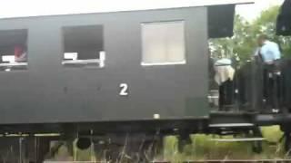 Dampfzug 150 Jahre Bahnhof Bad Endorf