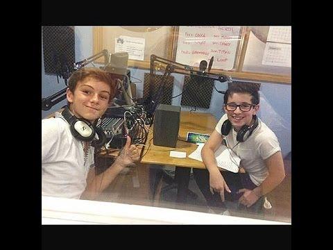 Elliott Hanna & Zach Atkinson Radio Interview