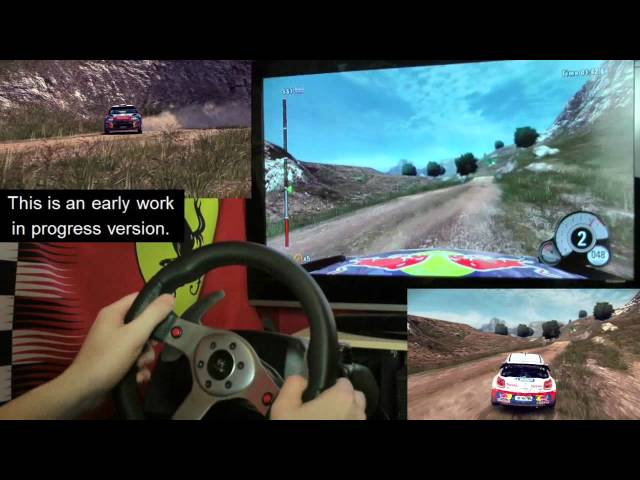 WRC 3 Hands on part 3