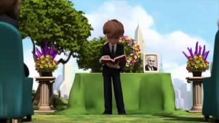 Superbook-The Funeral
