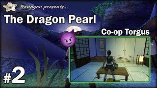"[TRLE] THE DRAGON PEARL - Co-Op Torgus - LvL 1 [2/4] - ""Dzbanek, bonsai i sushi"""