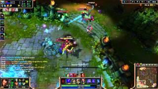 League of Legends: Darius: Air Time OP