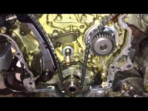nissan 3 5l timing chain update