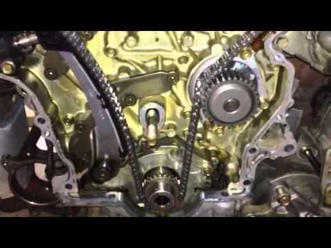 2002 2020 Nissan Maxima Timing Marks Diagram 3 5 L Vq35de Engine