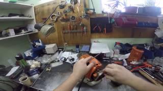 Ремонт мотокоси Stihl fs 130