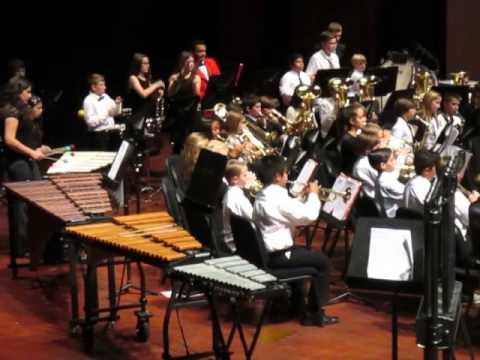 Tambora - Los Osos Middle School Band