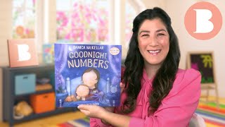 Goodnight, Numbers - Read Aloud Picture Book | Brightly Storytime