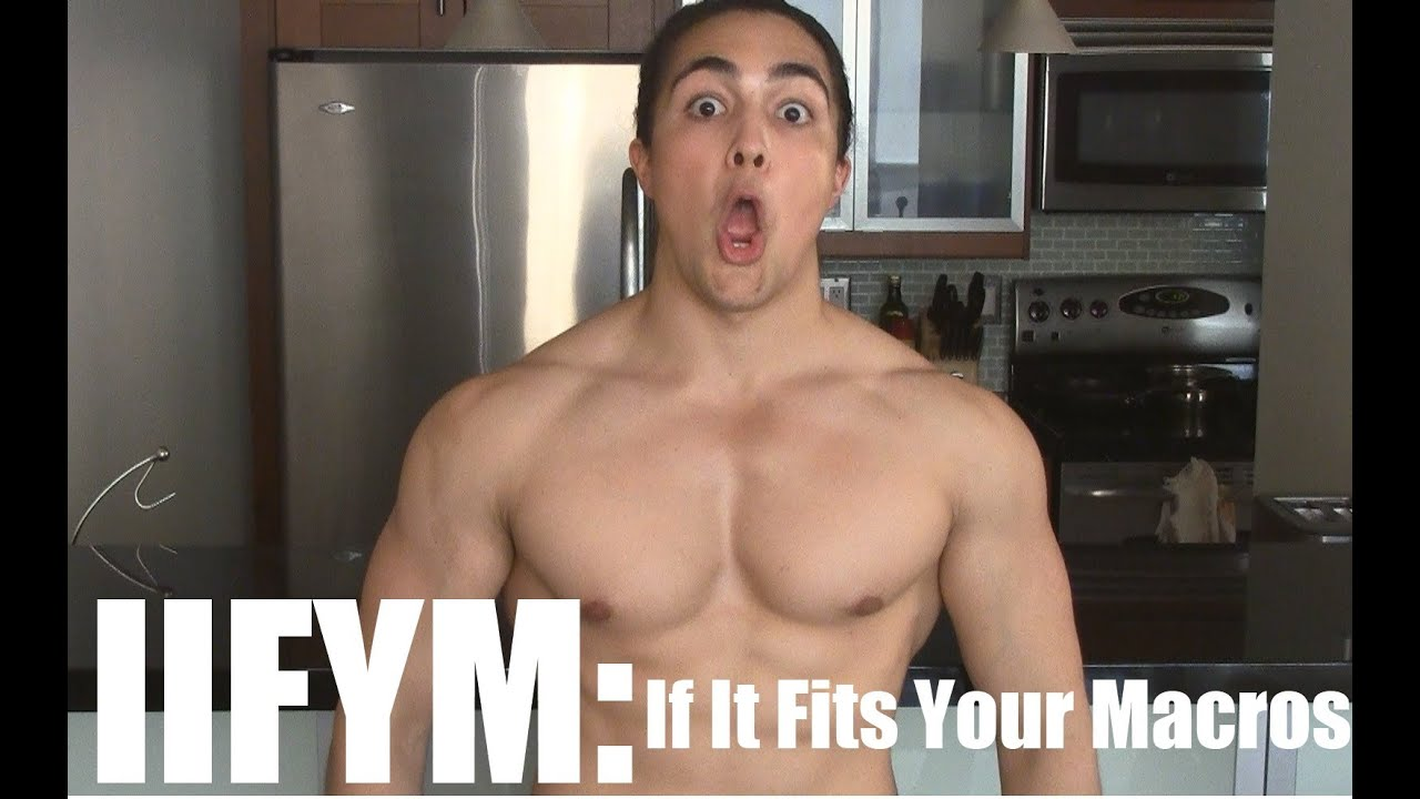 Iifym my thoughts on if it fits your macros and flexible dieting