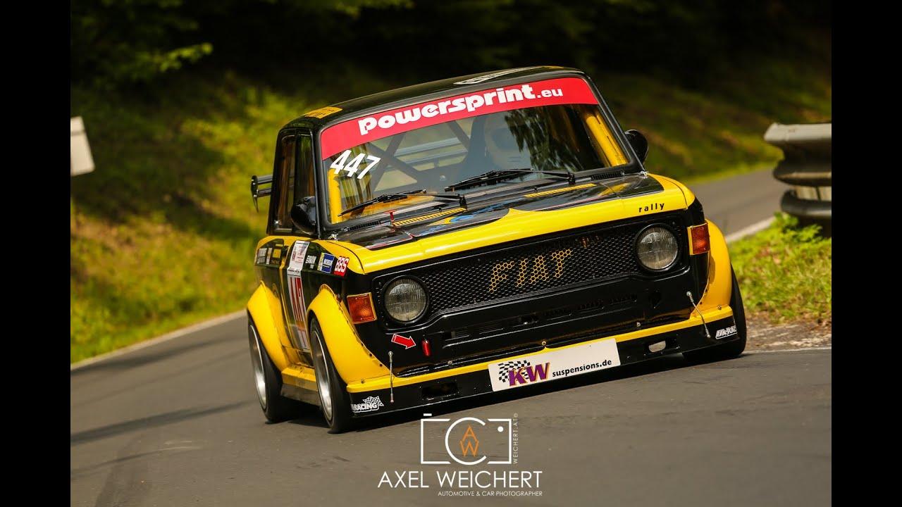 Fiat 128 Rallye 8v Rolf Rauch Wolsfelder Bergrennen