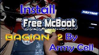 Tutorial Instal Free MC Boot di PS2 Bagian 2