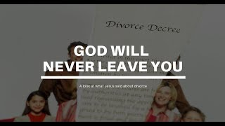 Sermon - God will never leave you